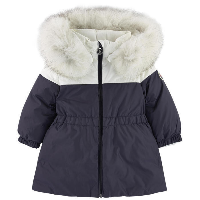 Down and feather padding coat - Carine
