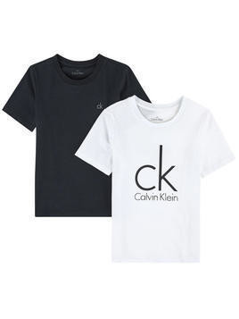 Pack of 2 logo T-shirts