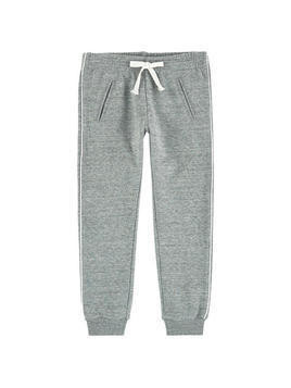 Heather tracksuit pants