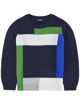 New wool knit sweater
