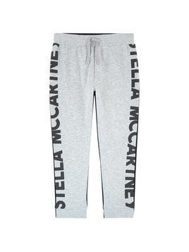 Organic cotton tracksuit pants