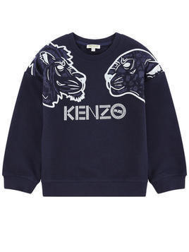 Graphic sweatshirt - Tiger Friends