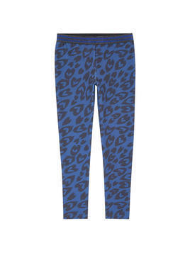 Print lycra leggings