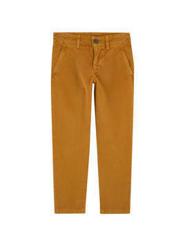 Boy chino fit pants