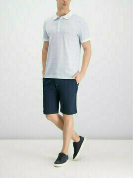 Joop! Polo 30014260 Niebieski Regular Fit