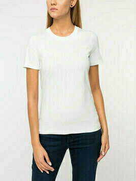 Escada Sport T-Shirt Ecoeura 5031557 Biały Regular Fit