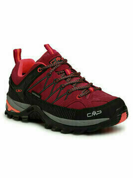 CMP Trekkingi Rigel Low Wmn Trekking Shoes Wp 3Q13246 Różowy