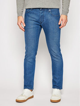 Just Cavalli Jeansy Slim Fit S03LA0078 Niebieski Slim Fit