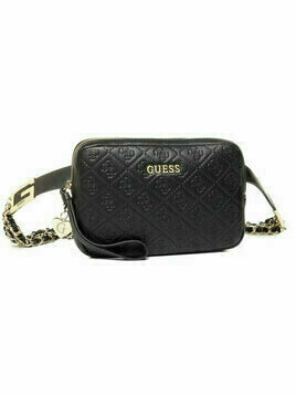 Guess Saszetka nerka Not Coordinated Belts BW7362 P0325 Czarny