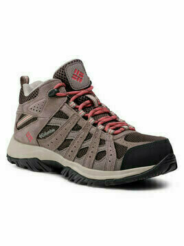 Columbia Trekkingi Canyon Point Mid Waterproof YL5415 Beżowy