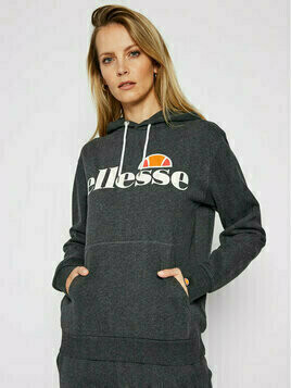 Ellesse Bluza Torcies Oh SGS03244 Szary Regular Fit