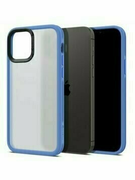 Etui SPIGEN Cyrill Color Brick do Apple iPhone 12/12 Pro Niebieski
