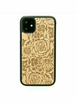 Etui BEWOOD do Apple iPhone 11 Róże Aniegre