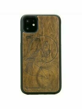 Etui BEWOOD do Apple iPhone 11 Wilk Imbuia