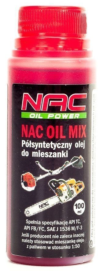 Olej NAC Oil Mix 0.1L