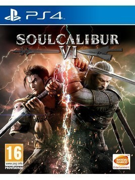 Gra PS4 Soul Calibur VI