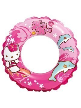 Kółko do pływania INTEX Hello Kitty 56200