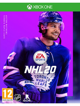 NHL 20 Gra XBOX ONE