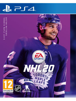 NHL 20 Gra PS4