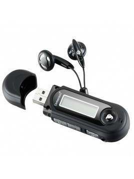 Odtwarzacz MP3 INTENSO 8GB Music Walker