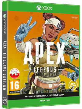 Apex Legends: Edycja Lifeline Gra XBOX ONE