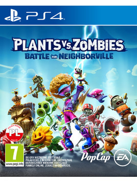 Plants vs. Zombies: Battle For Neighborville Gra PS4