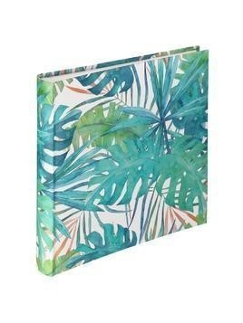Album HAMA Jumbo Jungle Leaves 30x30/100 Zielony