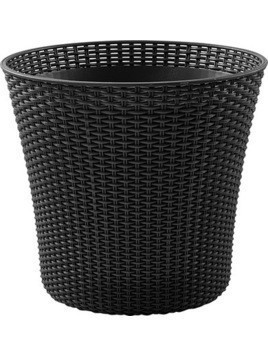 Doniczka KETER Conic Planter 56,5 l Antracyt
