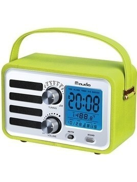 Radio M AUDIO LM-55 Zielony