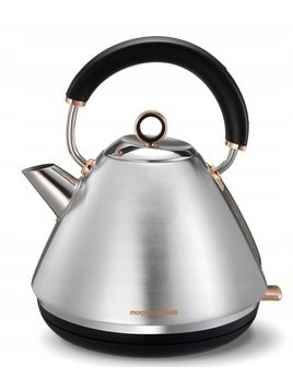 Czajnik MORPHY RICHARDS Accents Rose Gold 102105 Srebrny