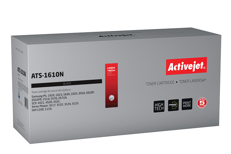 Toner ACTIVEJET AT-1610N ML-1610D2 Czarny