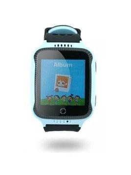 Smartwatch XBLITZ Kids Watch GPS Watch Me Niebieski