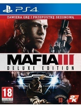 Gra PS4 Mafia III Deluxe Edition