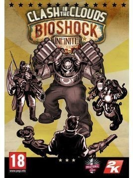Kod aktywacyjny Gra MAC BioShock Infinite Clash in the Clouds