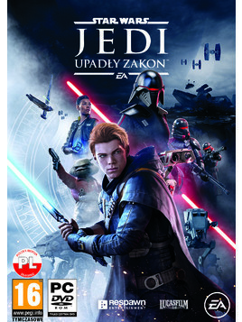 Gra PC Star Wars Jedi Upadły Zakon