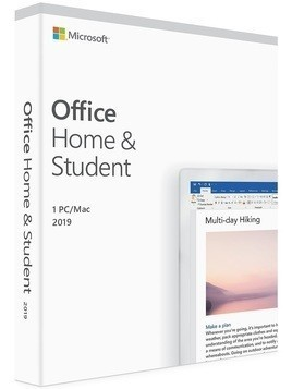 Program MICROSOFT Office Home & Student 2019