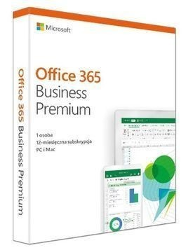 Program MICROSOFT Office 365 Business Premium BOX
