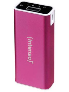 Powerbank INTENSO A5200 5200 mAh Różowy