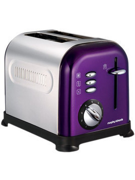 Toster MORPHY RICHARDS MR 44747 Accents Plum