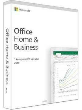 Program MICROSOFT Office Home & Business 2019 PL
