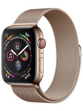 APPLE Watch Series 4 Cellular 44 mm Złoty