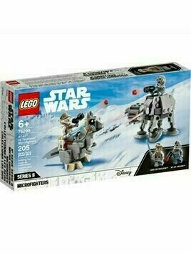 LEGO Star Wars Mikromyśliwce: AT-AT kontra Tauntaun 75298