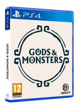 Gra PS4 Gods & Monsters
