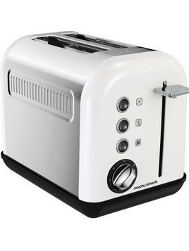 Toster MORPHY RICHARDS 222012 Accents Biały