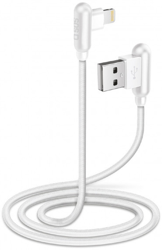 Kabel USB - Lightning SBS Tecable90Ligk 1m Biały