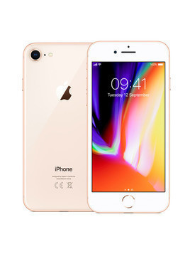 Smartfon APPLE iPhone 8 128GB Złoty