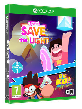 Steven Universe: Save the Light & OK KO! Lets Play Heroes Gra XBOX ONE