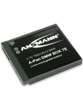 Akumulator ANSMANN do Panasonic A-Pan BCK 7 E (750 mAh)