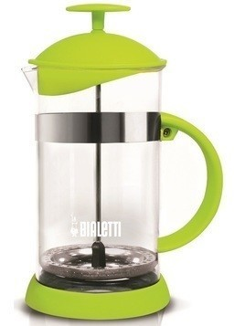 Zaparzacz BIALETTI Coffee Press Joy Zielony (1000 ml)