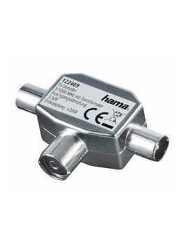 Adapter Coax - Coax HAMA